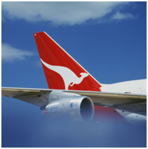 Alleged assault diverts Qantas flight